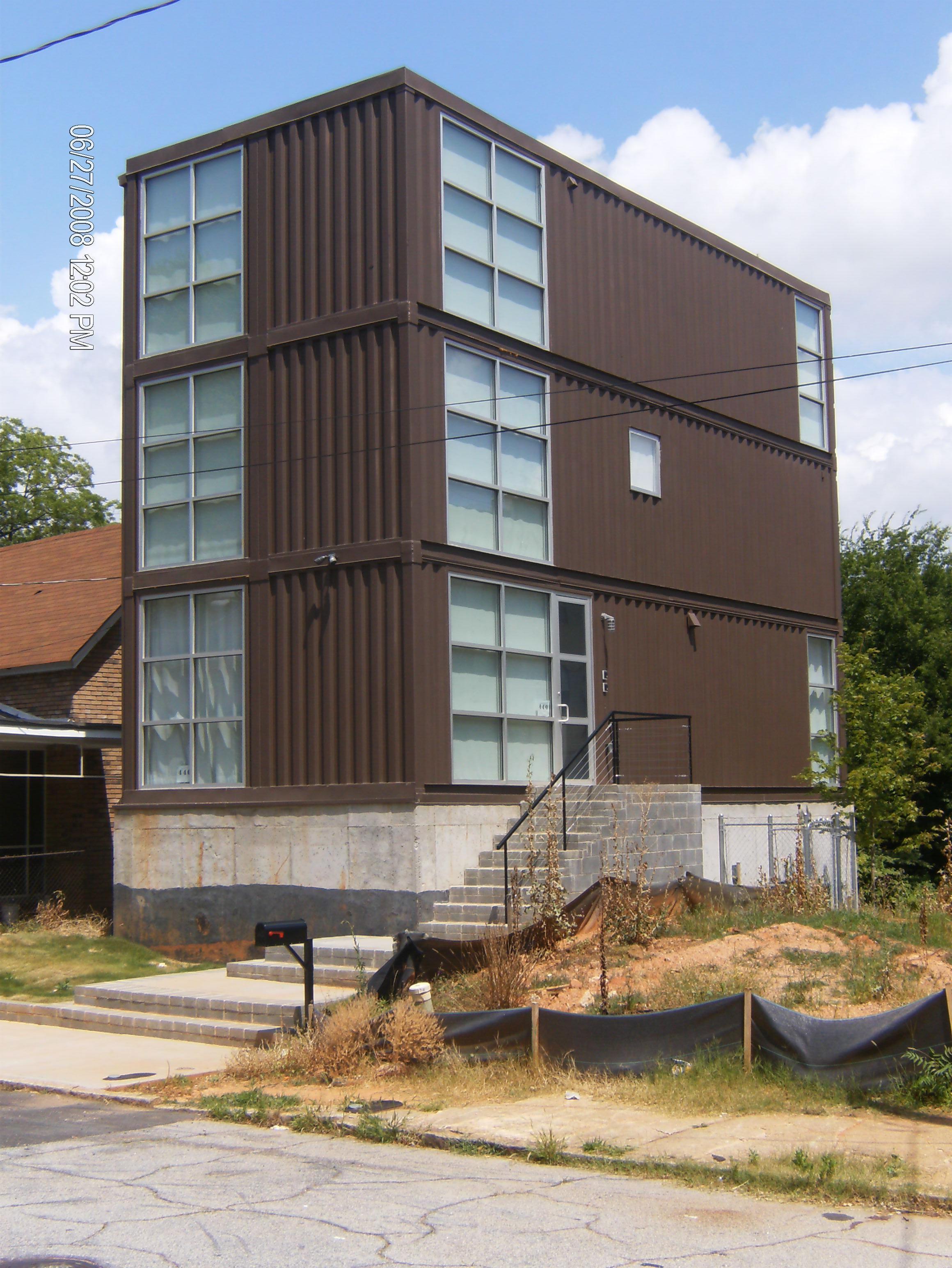 Les conteneurs comme habitat conteneurcontainer for Habitat container