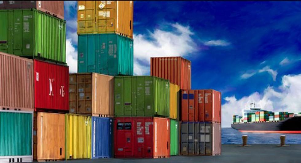 Conteneurcontainer container bon march for Isolation conteneur maritime